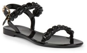 6dc34444155e Givenchy Nea Jelly Flat Sandals