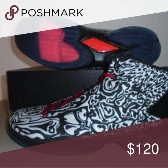 9da171ef5f50 New Air Jordan Super.FLY 4 JCRD Black White Red Sh Brand New beautiful  sneakers. Be the envy of all the sneakers heads. Jordan Shoes Sneakers