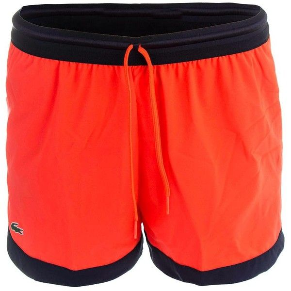 Short Energy The And In Tech Tennis Drawstring Lacoste Women`s Fluo eWEdBQrCxo