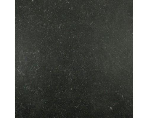 Vloertegel outdoor belgium stone black cm badkamer