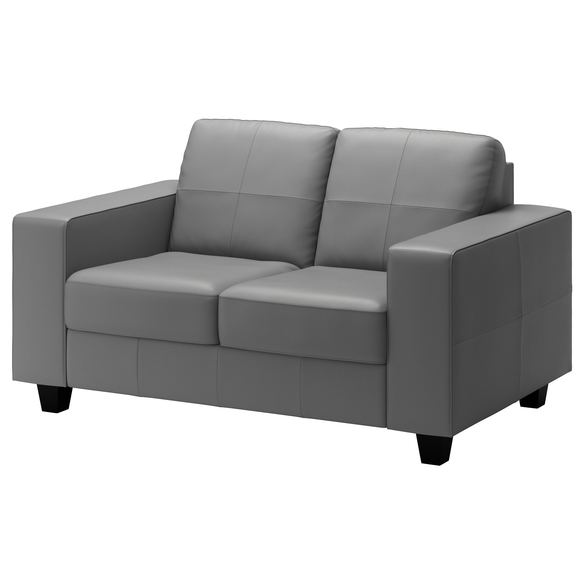 Loveseat Ikea Skogaby Loveseat Robust Medium Gray Ikea 579 Apartment