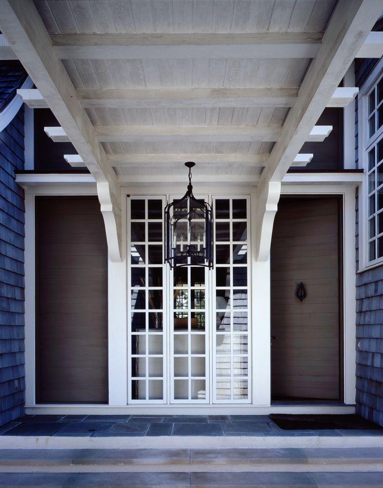 Porte cochere door by mcalpine tankersley archs for Piani di casa cottage con porte cochere