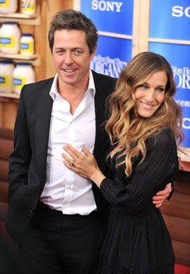 Did You Hear About The Morgans 2009 Hugh Grant Carrie And Big Sarah Jessica Parker
