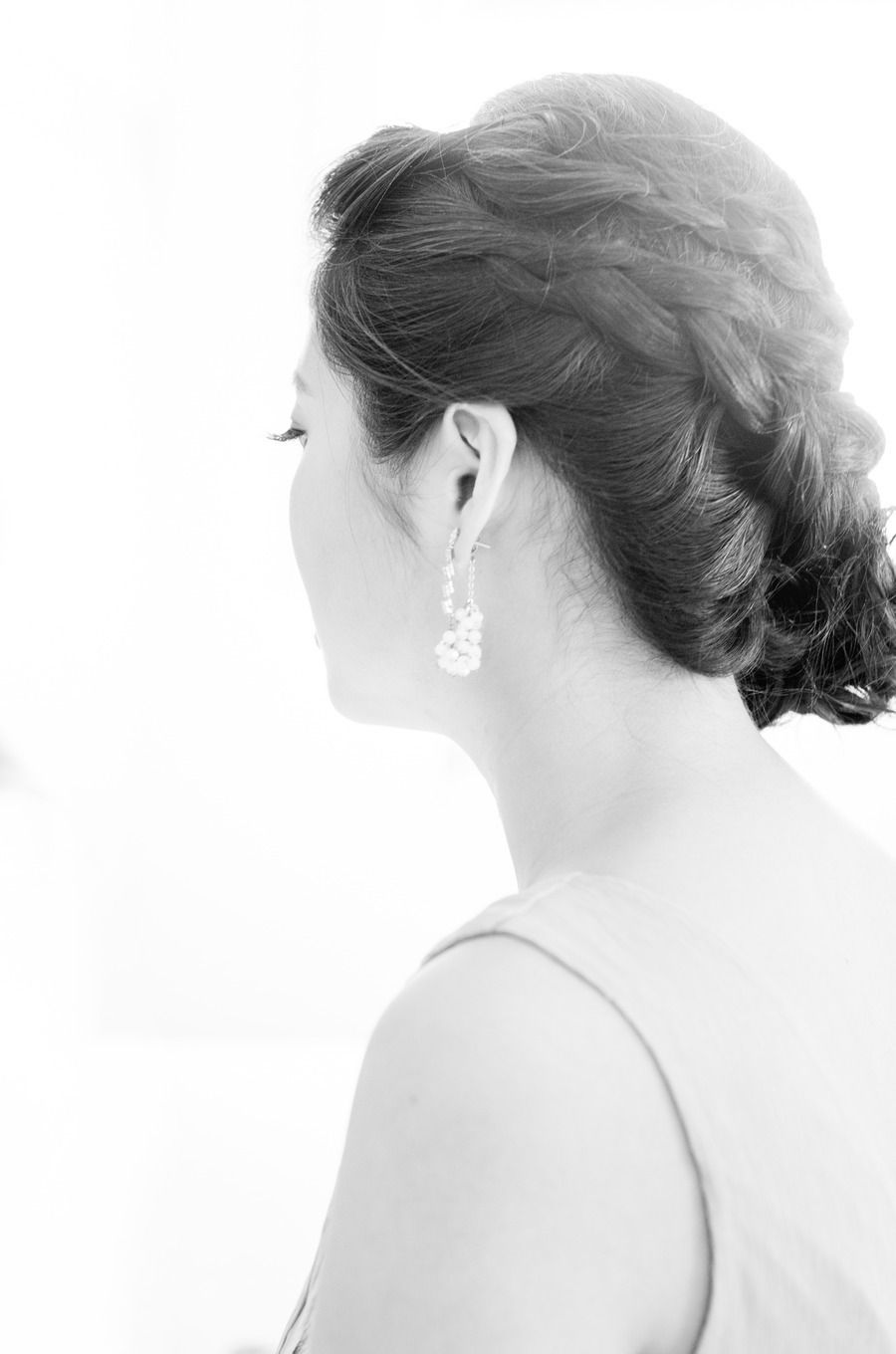 Hudson Valley Wedding from Style.Art.Life Photography | Braided side ...