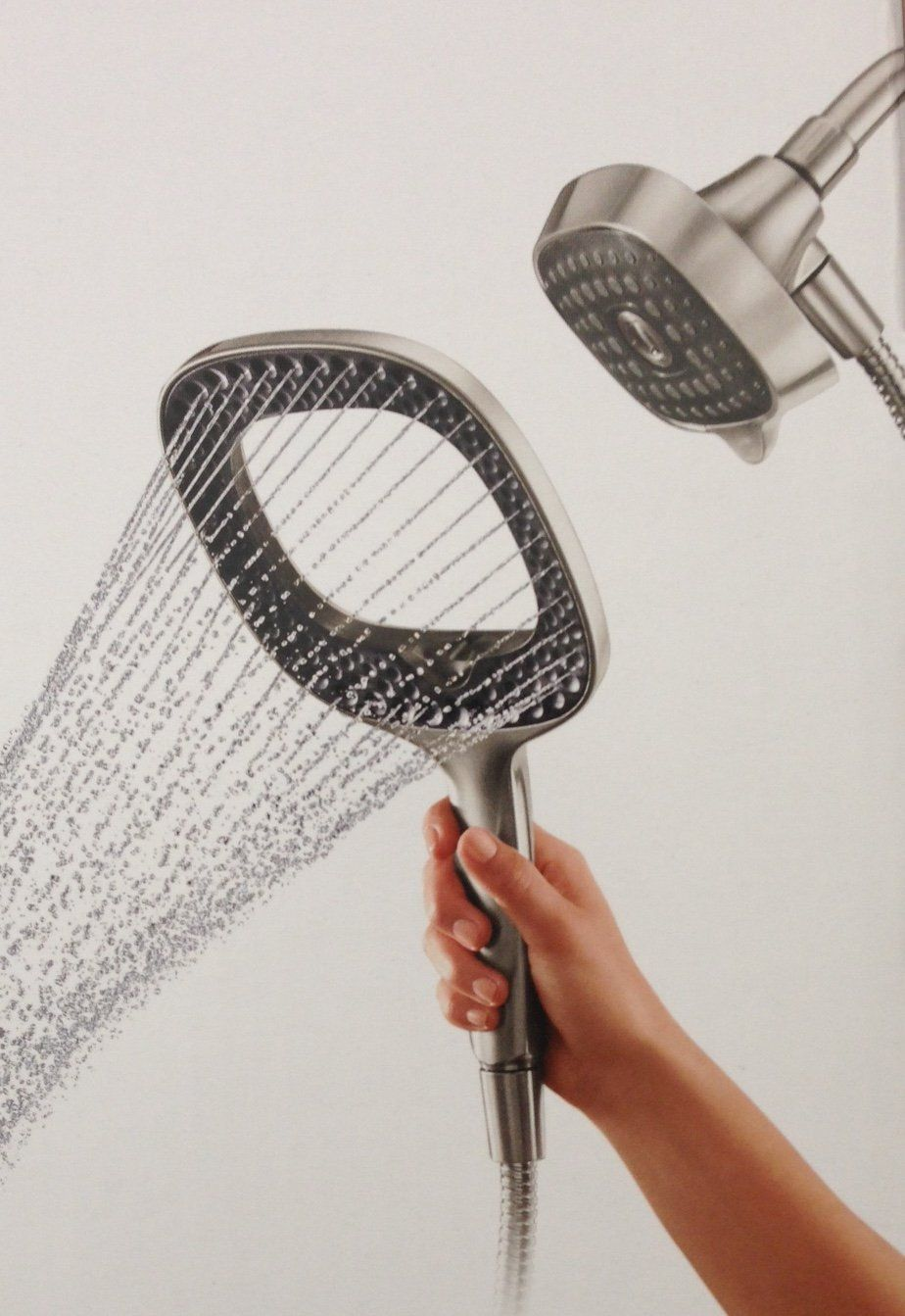 KOHLER R77634 Converge 5 Spray Handheld Shower Head Combo With ...