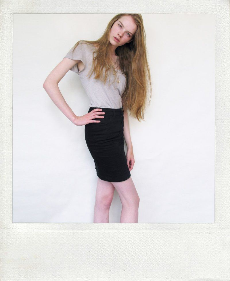 Polaroids/Digitals - Polaroid Gwen Loos June 2010