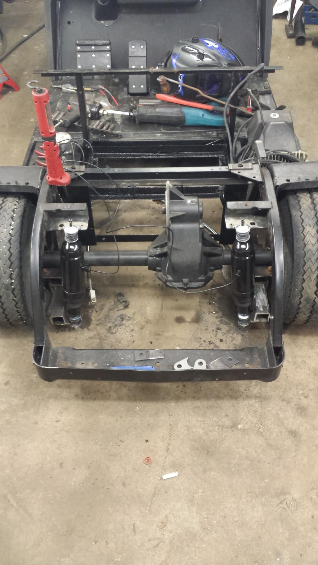 small resolution of golf cart lights installation discussion