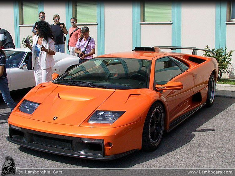 1999 Lamborghini Diablo GT (1of80)