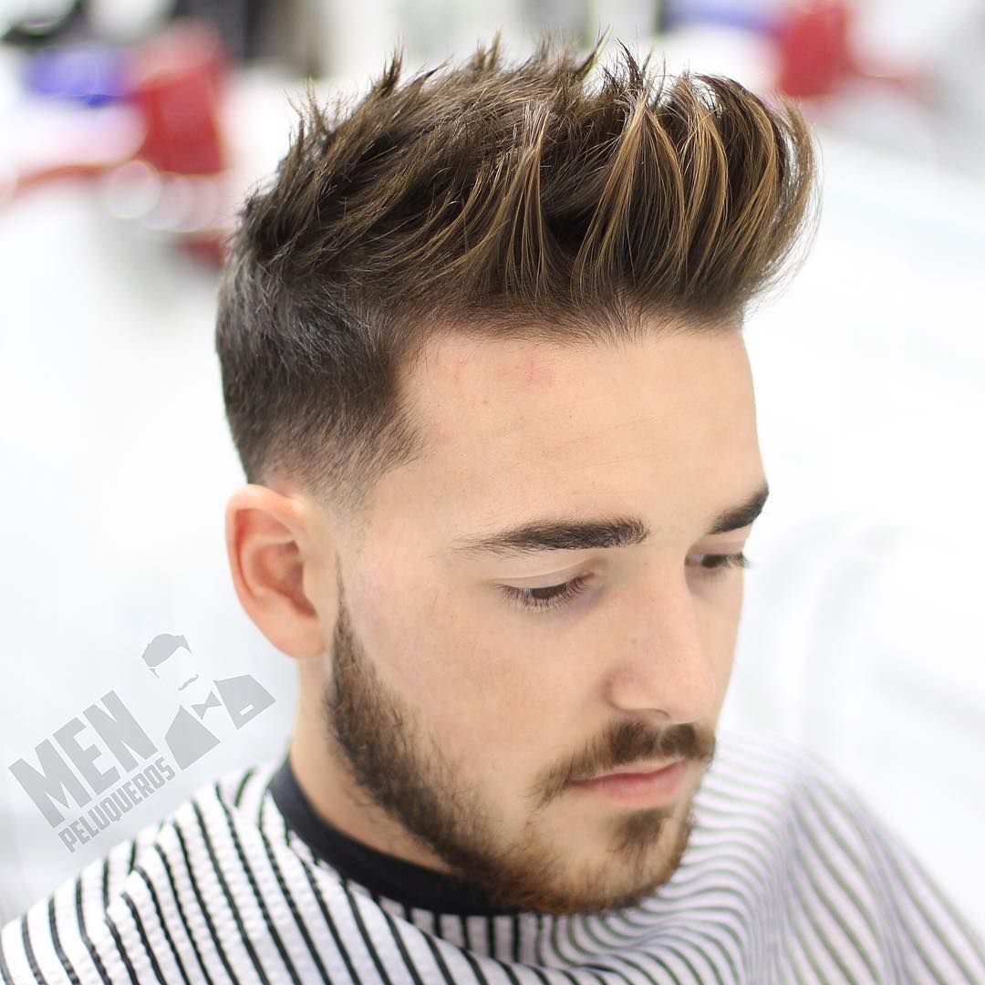 Low Fade With Brush Up Hairstyles Curly Hair Styles