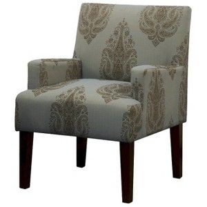 Exceptionnel Dolce Arm Chair   Neutral Ikat