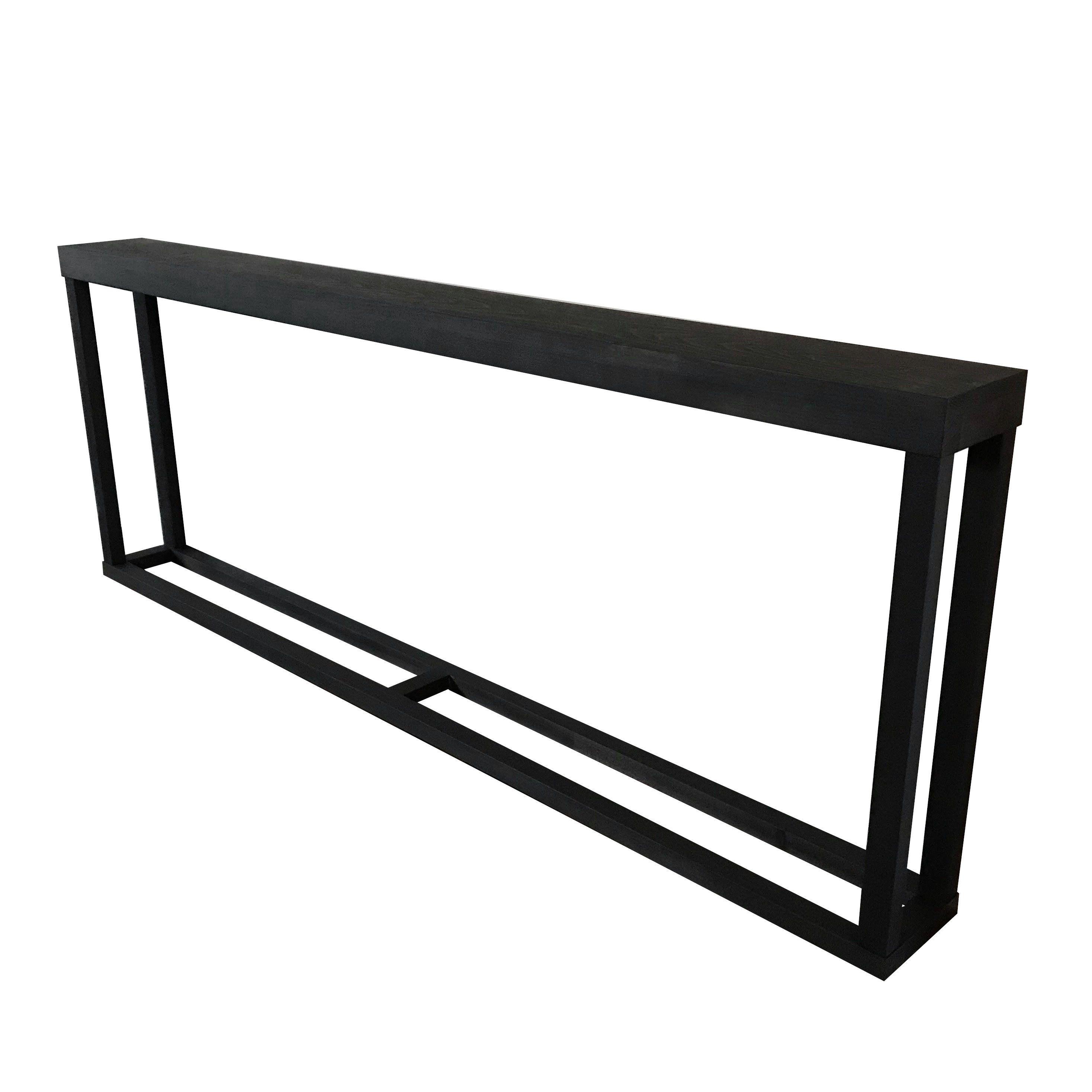 Console Table Sofa Table Hardwood Console Table Long Etsy Wood Console Table Wood Console Console Table