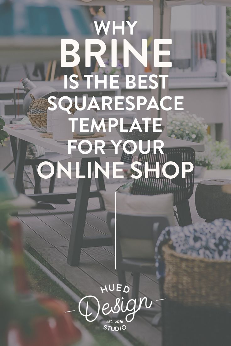 Why brine is the best squarespace template for your shop triple why brine is the best squarespace template for your shop triple your traffic pinterest group board pinterest design templates and web design fbccfo Gallery