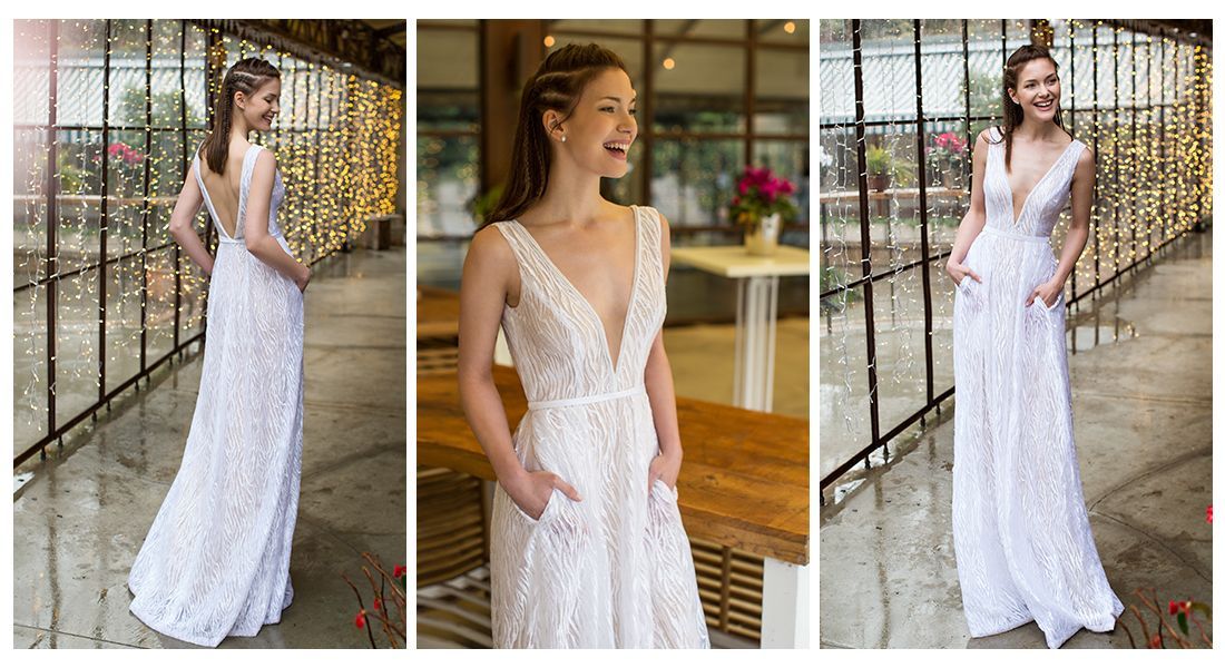Aria Collection - Ready To Wear Wedding Dresses by Riki Dalal