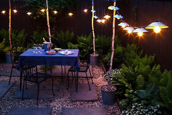 Simple Garden Lights Diy Outdoor Lighting Garden Lighting Diy Solar Lights Garden