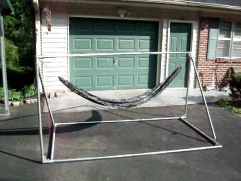Medium image of hammock stand plans pvc plans diy free download toy wooden boat