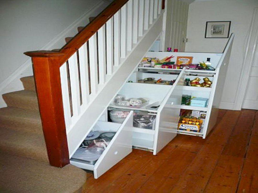 25 Best And Wonderful Under Stair Storage Design Ideas Freshouz Com Under Stairs Storage Ikea Closet Under Stairs Stair Storage