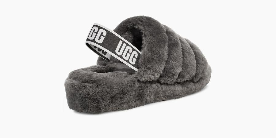 439f9a00ce56 FLUFF YEAH SLIDE  100 Share this product UGG Points (2 Reviews) Selected  Color  CHARCOAL LANTANA SEASHELL PINK BLACK