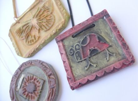 This is a diy tutorial on how to make ceramic plaster pendants this is a diy tutorial on how to make ceramic plaster pendants these are so mozeypictures Gallery