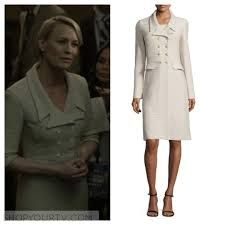 Image result for claire underwood dress