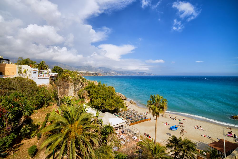 Top 8 Most Beautiful Beaches In Málaga