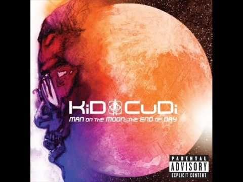 Kid Cudi Pursuit Of Happiness Kid Cudi Man On The Moon Rap Albums