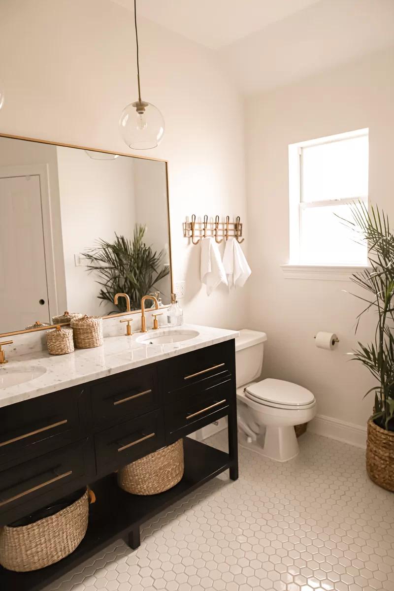 37+ Bathroom vanity mirror modern best