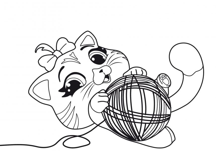 Free 44 Cats Coloring Pages Cat Coloring Page Coloring Pages Cat Coloring Book