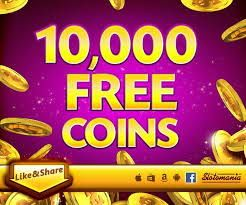 Game hunters club house of fun collect free coins