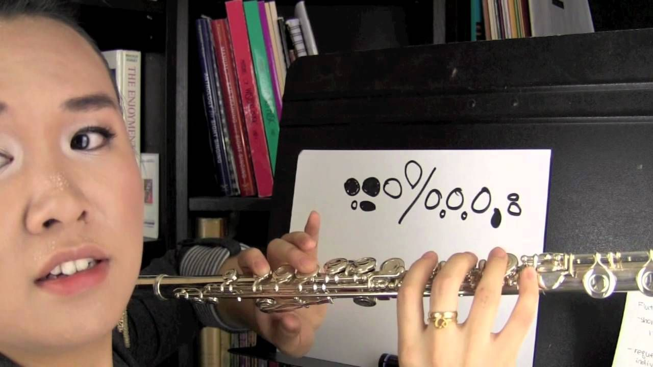 How To Read Flute Fingering Charts HttpWwwWfgWoodwindOrg