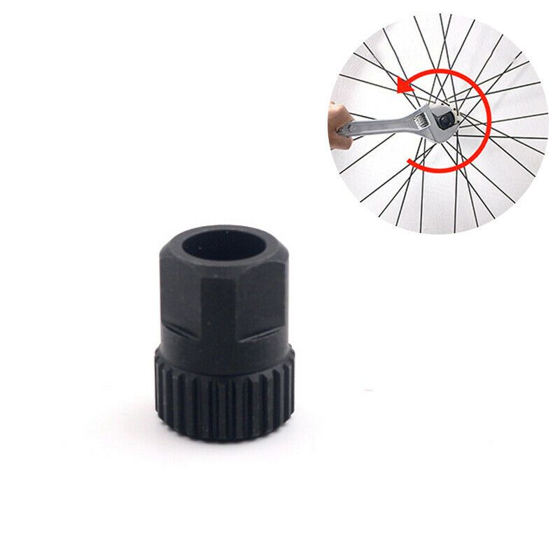 Nut Repair Tool Remove Install Black Cycling Sporting Goods Bicycle Maintenance