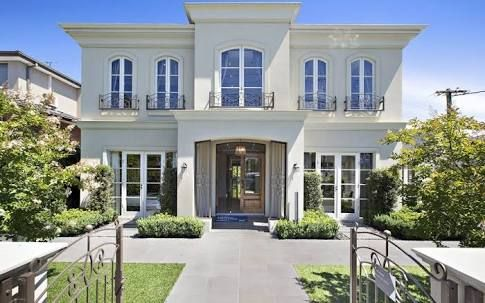Image Result For French Provincial Homes Single Storey | French Provencial  | Pinterest | French Provincial, House Facades And House