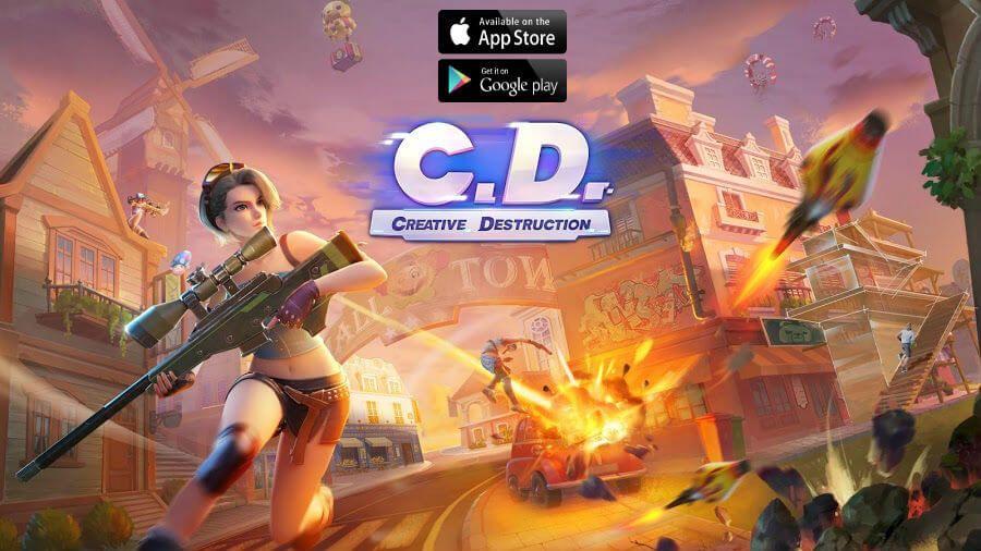 Creative Destruction APK + OBB 2.0.2681 Download for ...