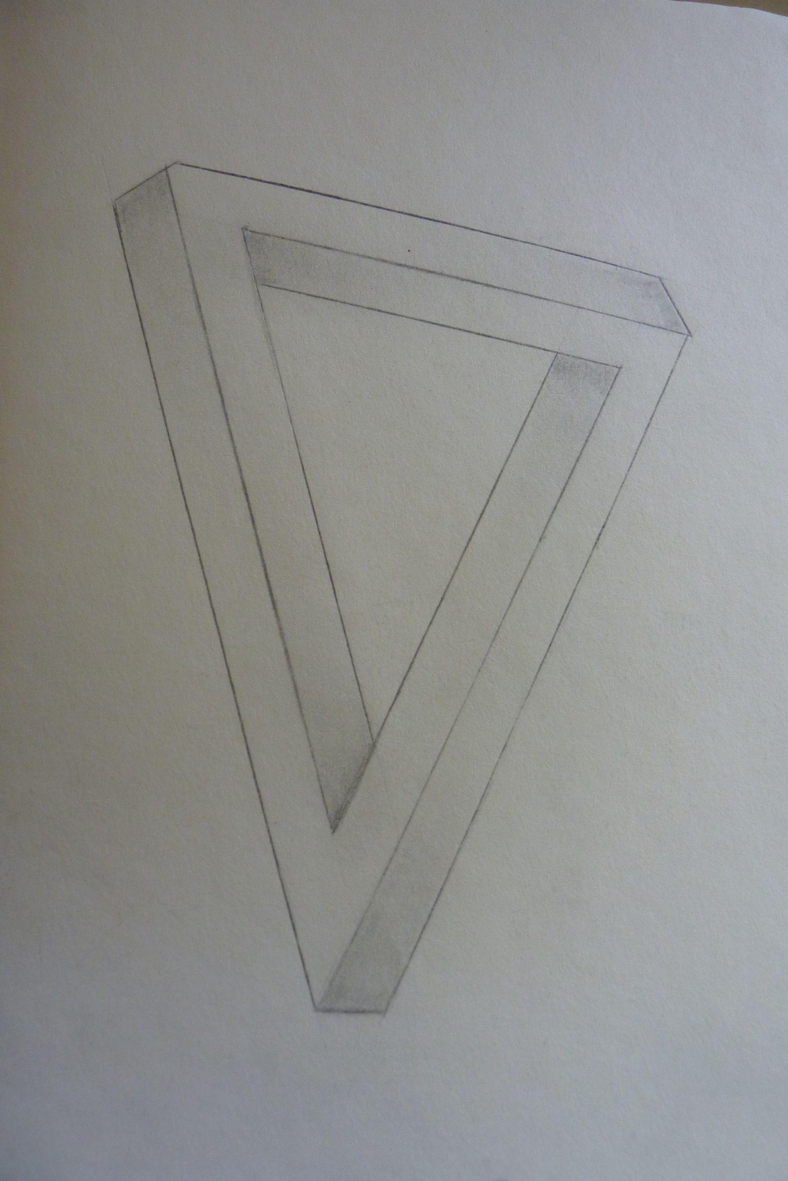 Onmogelijke driehoek