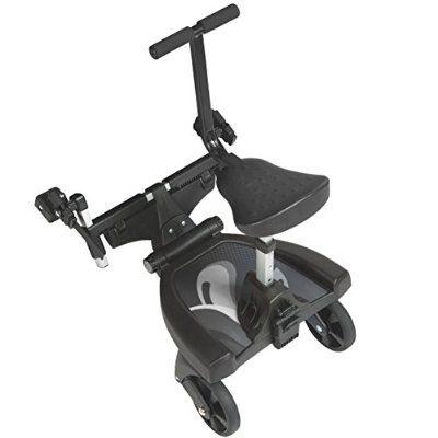 für Kinderwagen Buggy Jogger Erweiterung FILLIBOARD Buggyboard Zusatzsitz