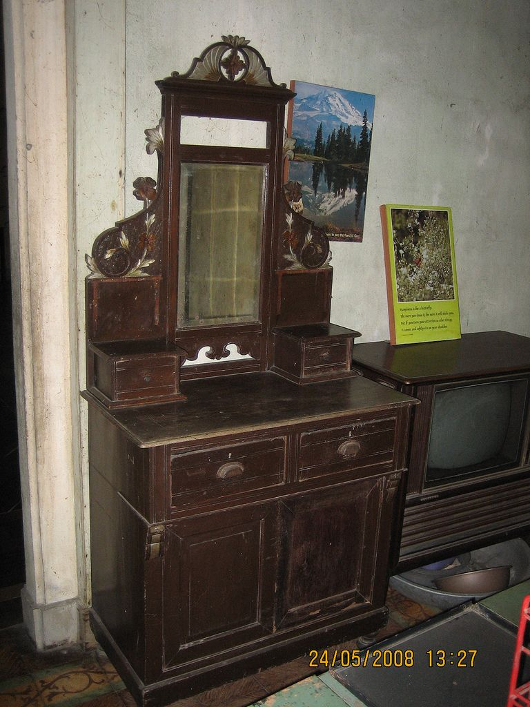 1931 Chong House In Malolos Bulacan Antique Furniture And House # Muebles Pampanga