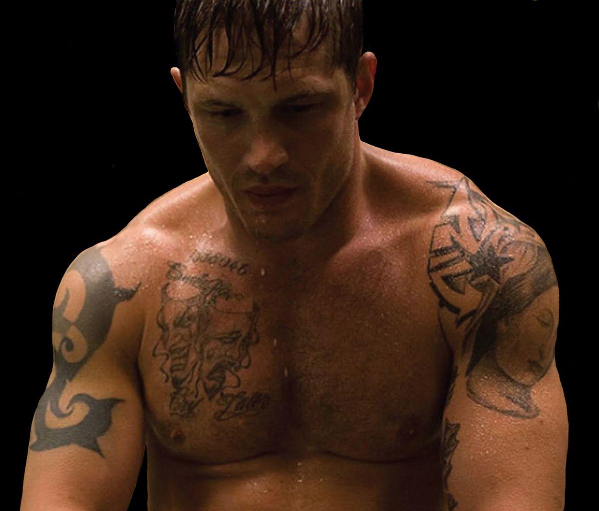 Tom Hardy Warrior 2011