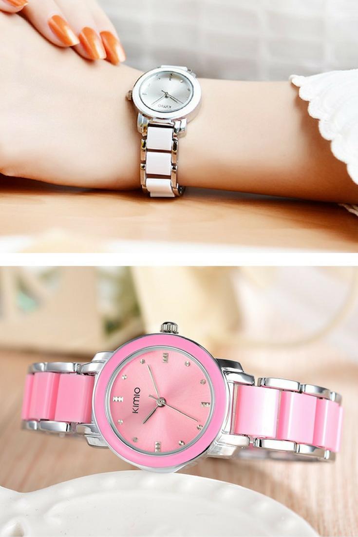 Luxury fashion womenus watches quartz watch bracelet wristwatches