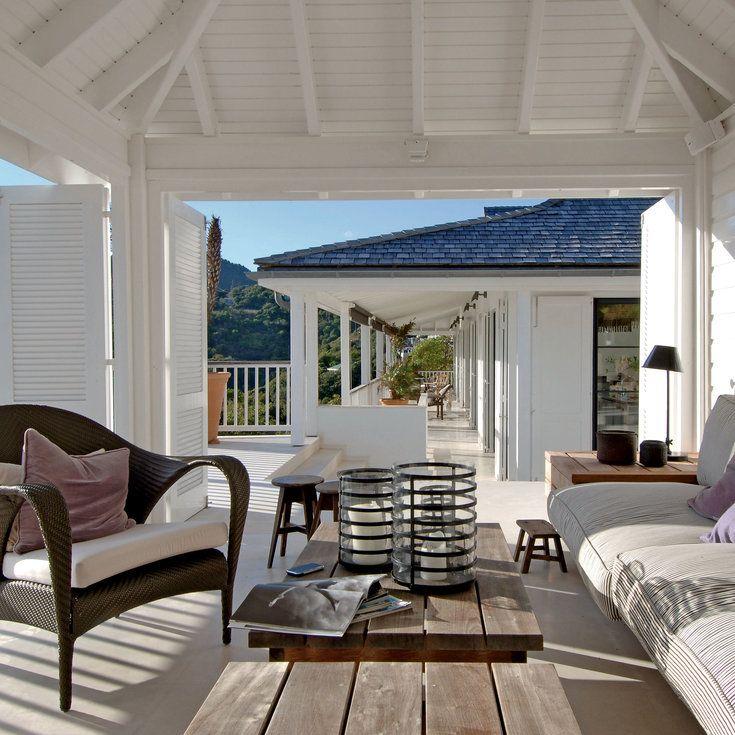 10 Beautiful Island Porches Patios and Decks