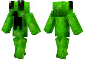 Minecraft Skins Jeeper Skin Png Image With Transparent Background Png Free Png Images Minecraft Minecraft Skins Image