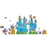 Djeco muurstickers kasteel