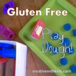 Gluten Free Play Dough Recipe and Tips