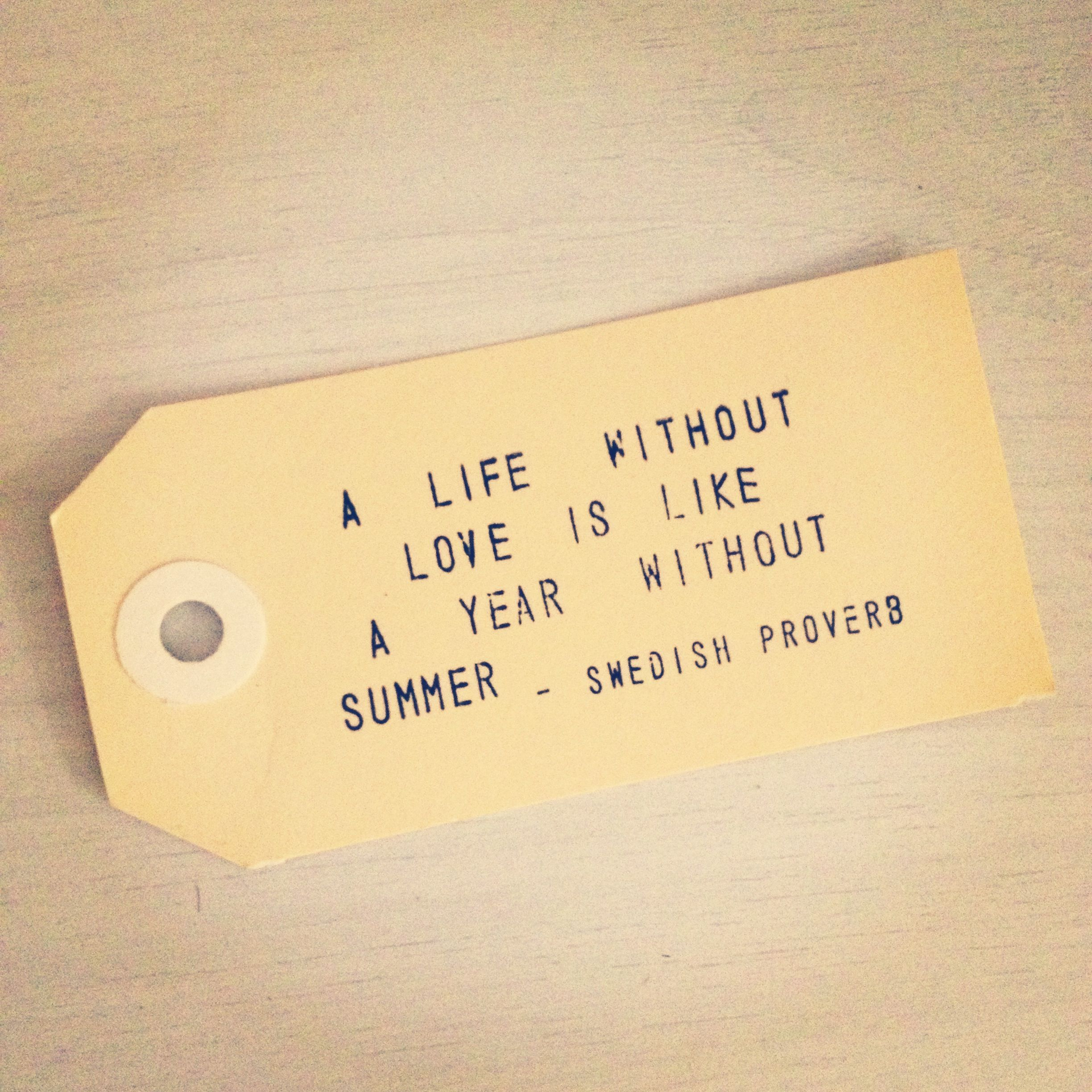 Summer Love Quotes Alluring A Life Without Love Is Like A Year Without Summer#quote #summer