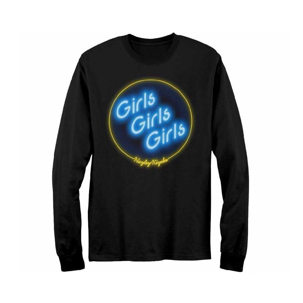 3094a4839 Neon Circle Longsleeve T-Shirt - Hayley Kiyoko - Atlantic Records ...