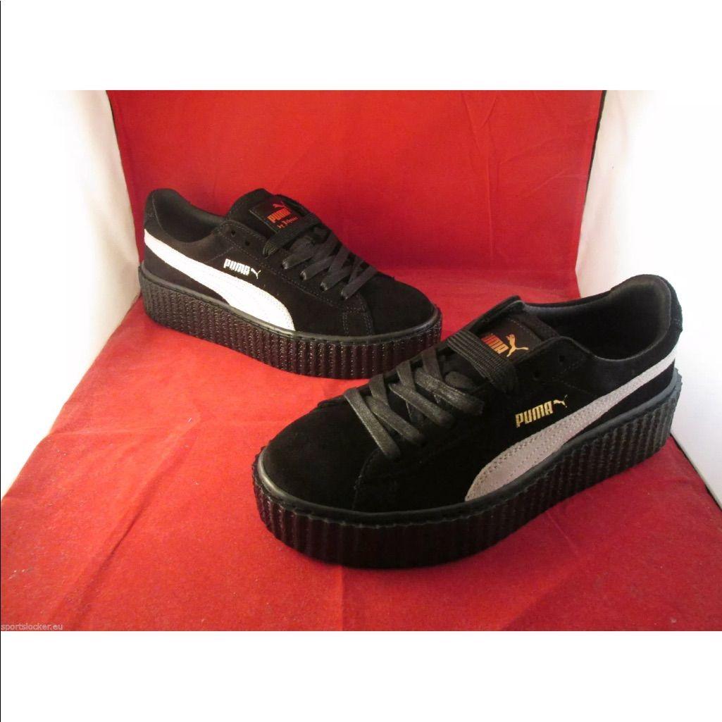 pumashoes$29 on | Schwarze puma schuhe, Sneakers mode und