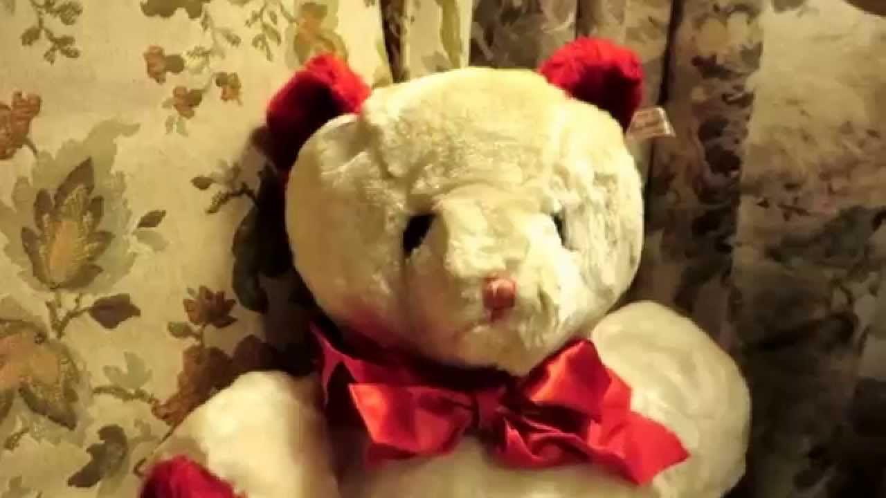 Here is Brown Bear, Sleepy Monkey and Valentine's Bear.