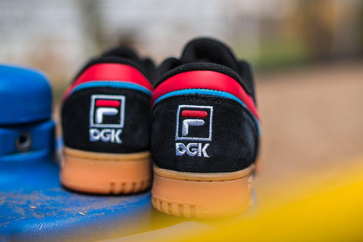"hot sale online c84de 06b4f DGK x Fila Original Fitness ""Skate Pack"""