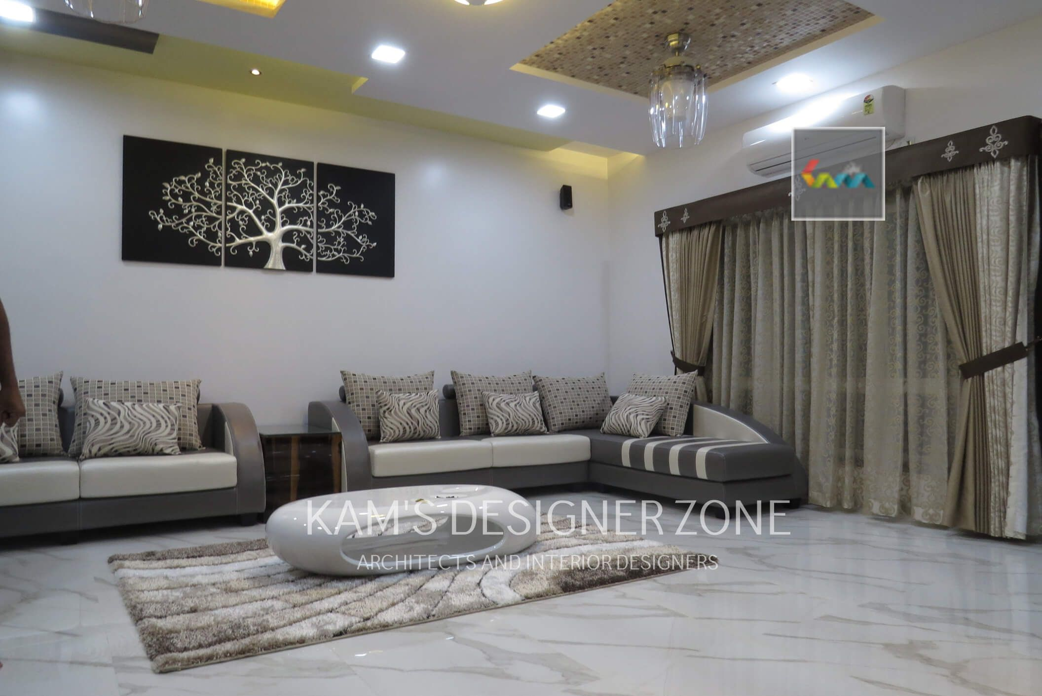 Kam S Designer Zone Offers U Home Commercial Interior Design In Affordable Price With Innovativ Living Room Design Modern Living Room Designs Interior Design
