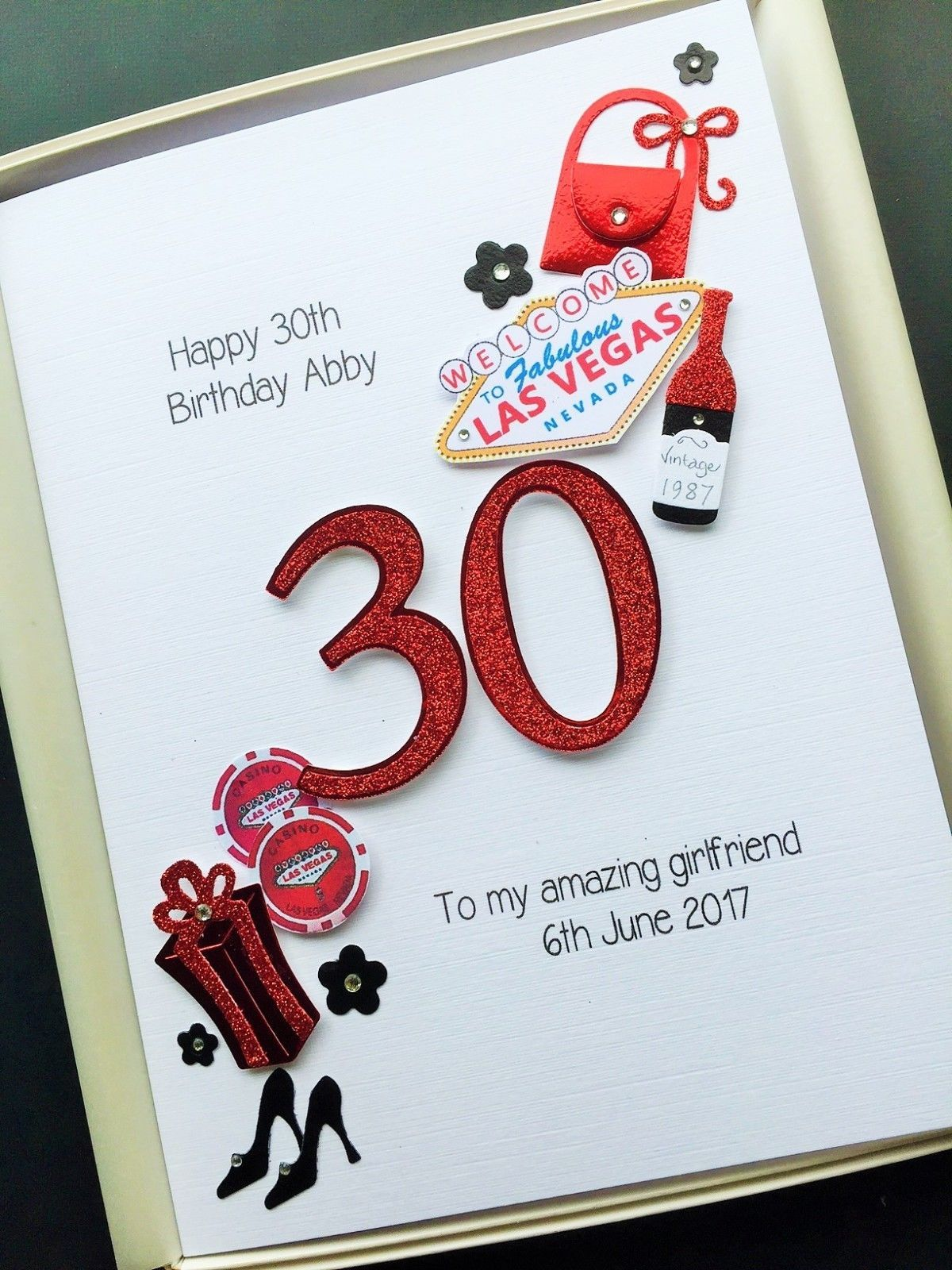 Cards Stationery Ebay Home Furniture Diy Personalised Gifts Handmade 30th Birthday Cards Cards Handmade