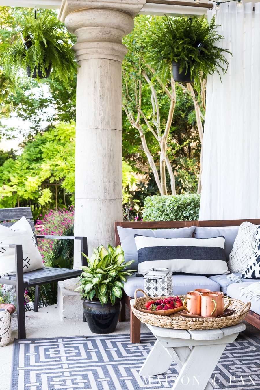 Outdoor textiles make all the difference Find out where to get ...