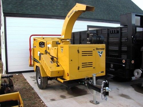2012 Vermeer BC1000 XL, less than $35,000 | Chippers | Heavy